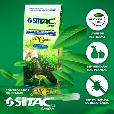 Eliminador de Praga All Garden Siltac - 20ml