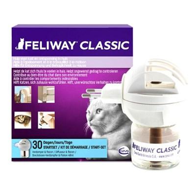Feliway Classic Difusor com Refil 48ml Ceva