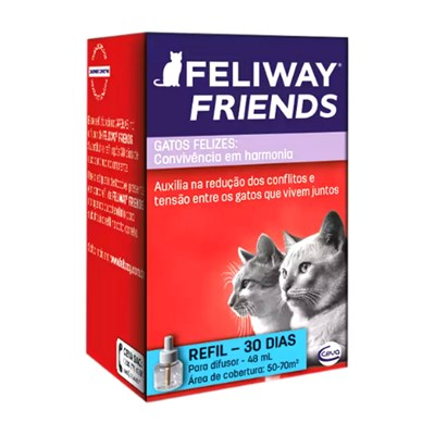 Feliway Friends Refil 48ml Ceva