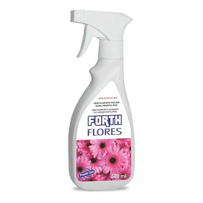 Fertilizante Forth Flores Liquido Pronto para Uso 500ml