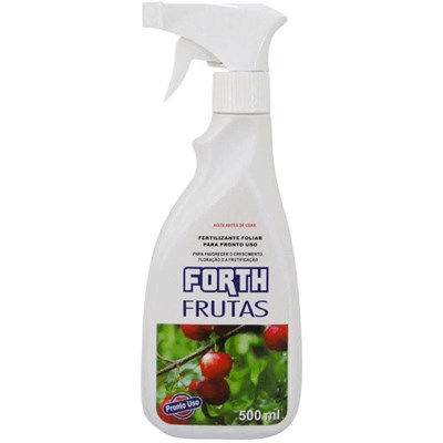Fertilizante Forth Frutas Liquido Pronto para Uso 500ml