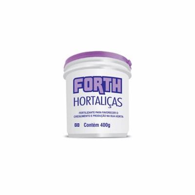 Fertilizante Forth Hortaliças 400gr