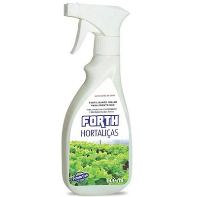 Fertilizante Forth Hortaliças Liquido Pronto para Uso 500ml