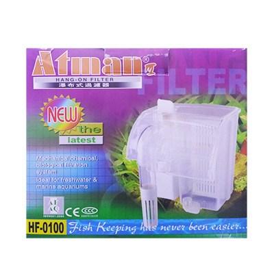 Filtro Externo Atman Hf 100 Para Aquários 160 Litros h 110v