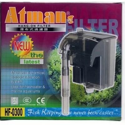 Filtro Externo Atman Hf 300 Para Aquários 300 Litros h  220v
