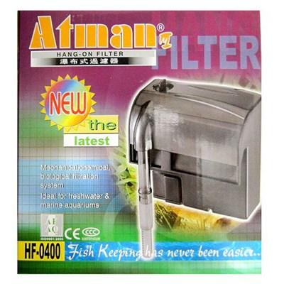 Filtro Externo Atman Hf 400 Para Aquários 450 Litros h  220v