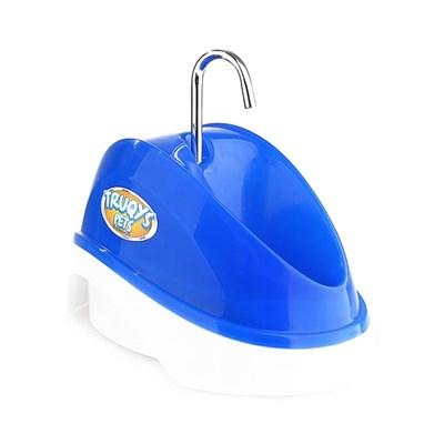 Fonte Elétrica Bivolt Azul