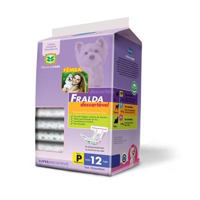 Fralda Descartável American Pets para Cães P