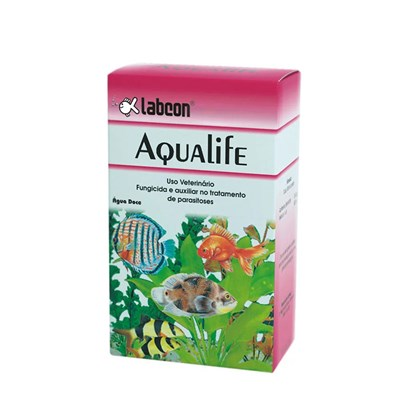 Fungicida Labcon Aqualife 15ml para Aquário