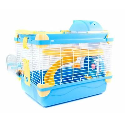 Gaiola Hamster Vip Azul