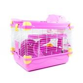 Gaiola Hamster Vip Rosa
