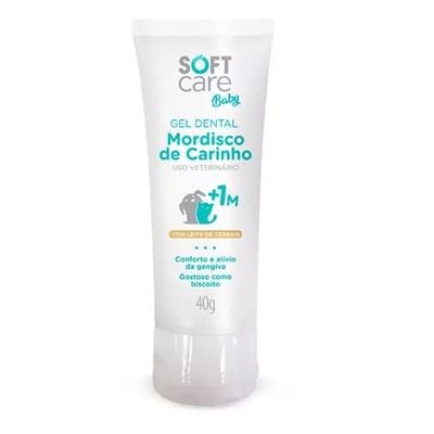 Gel Dental Soft Care para Cães e Gatos 40gr
