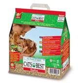 Granulado Ecológico Cat s Best Oko Plus para Gatos 2,10 kg