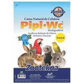 Granulado Zootekna Pipi Pet W.C Natural para Roedores 2kg