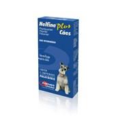 Helfine Plus para Cães com 4 comprimidos