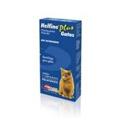 Helfine Plus para Gatos com 2 comprimidos
