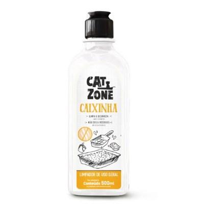Limpa Caixinha Procão Cat Zone 500ml