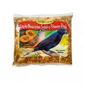 Mistura  Nutripássaros para Sabiá e Pássaro Preto Oleosa com Mamão 500g