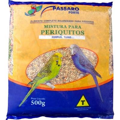 Mistura Pássaro Forte para Periquitos 500gr