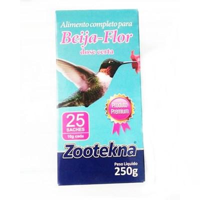 Néctar Zootekna Sachê para Beija Flor 250gr