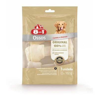 Osso 8in1 Original Pequeno para Cães 102gr