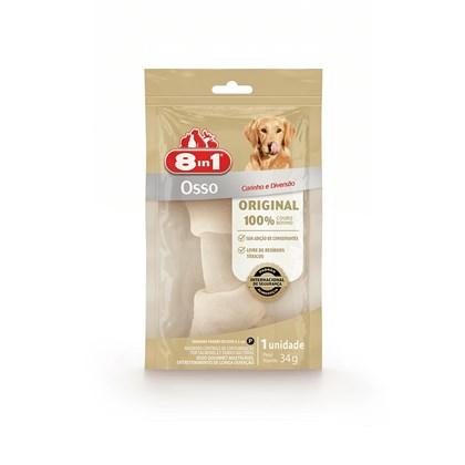 Osso 8in1 Original Pequeno para Cães 34gr