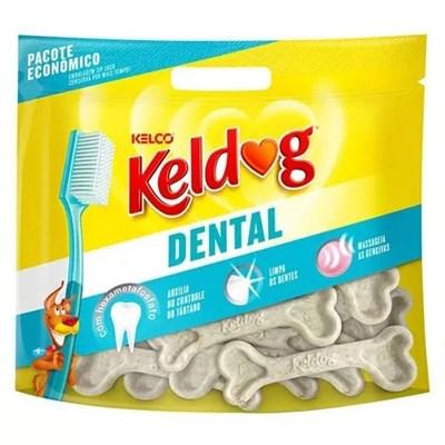 Osso Keldog Dental Francês para Cães 350g