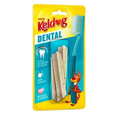 Osso Keldog Dental Y para Cães 40gr