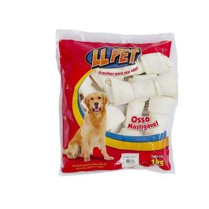 Osso Nó 8 9 LL Pet para Cães