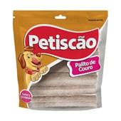 Osso Petiscão Cães Palito Flexível Fino 10 Unidades