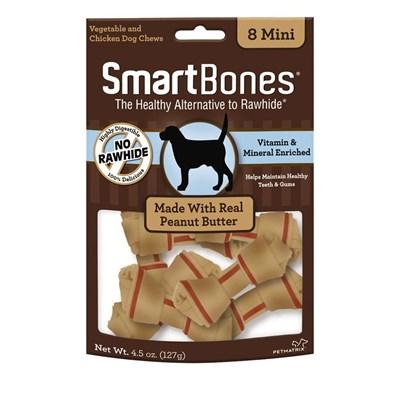 Osso Smartbones Peanut Butter Mini 127gr