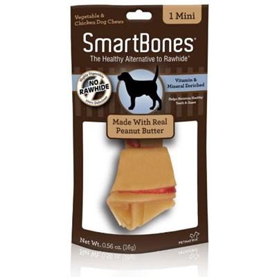 Osso Smartbones Peanut Butter Mini 16gr