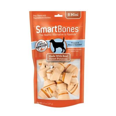 Osso Smartbones Sweet Potato Mini 127gr