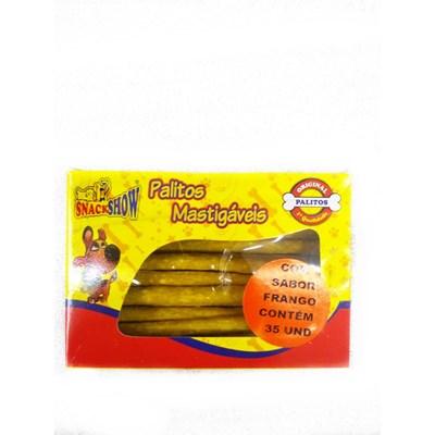 Osso Snack Show kr65 Frango com 35 Unidades