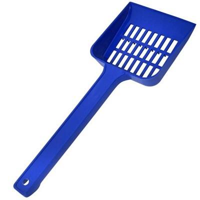 Pá Plástica São Pet Higiênica Azul