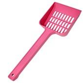 Pá Plástica São Pet Higiênica Rosa Rosa