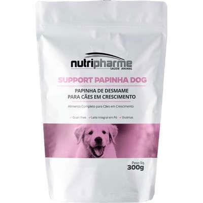 Papinha Support para Cães Filhotes 300gr