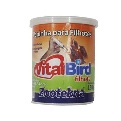 Papinha Vital Bird para Pássaros Filhotes 150gr