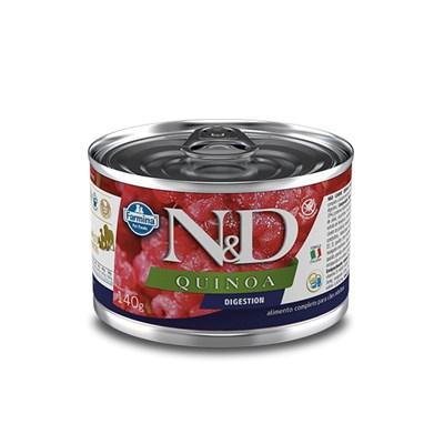 Patê ND Quinoa para Cães Adultos Digestion 140gr