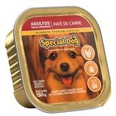 Patê Special Dog para Cães Adultos de Raças Pequenas Carne 150gr