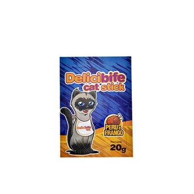 Petisco Delicibife para Gatos sabor Aves 20gr