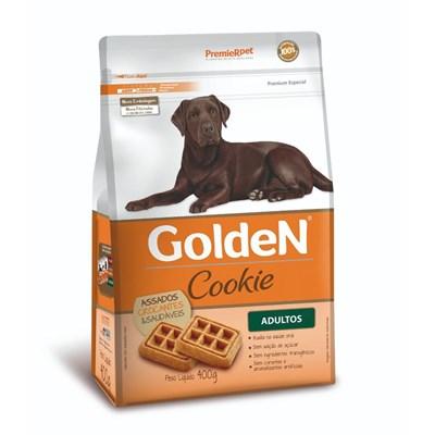 Petisco GoldeN Cookie para cachorros adultos 400gr
