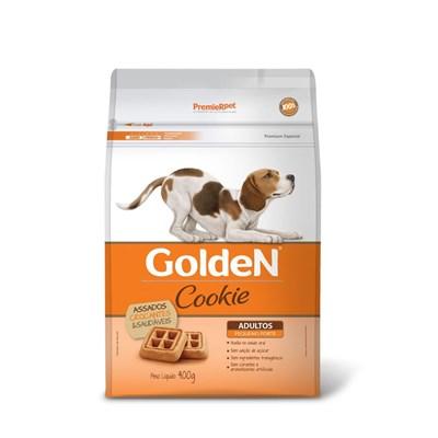 Petisco GoldeN Cookie para cachorros adultos pequeno porte 400gr
