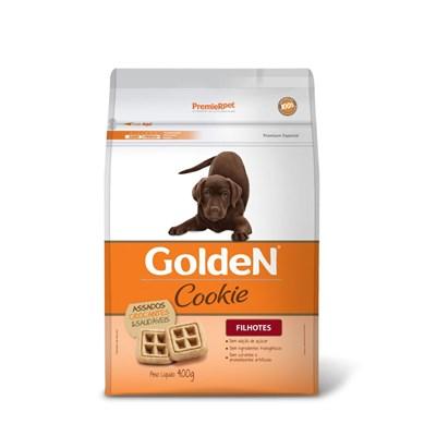 Petisco GoldeN Cookie para cachorros filhotes 400gr