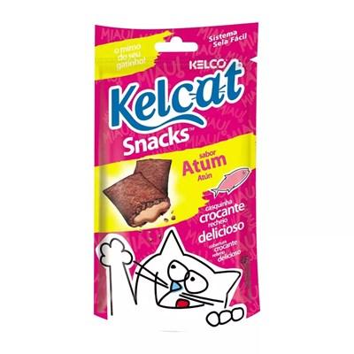 Petisco Kelcat Snack Atum 40gr