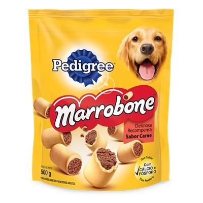 Petisco Pedigree Marrobone para cachorros adultos 500gr