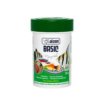 Ração Alcon Basic para Peixes 10g
