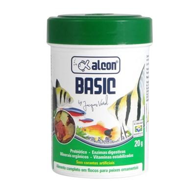 Ração Alcon Basic para Peixes 20g