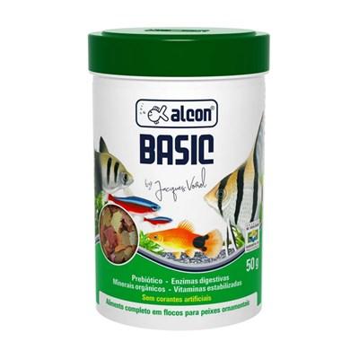 Ração Alcon Basic para Peixes 50g