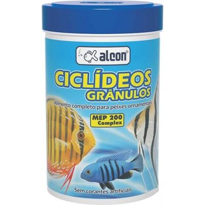 Ração Alcon Ciclídeos Grânulos para Peixes 55g